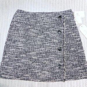 New Black and White Skirt